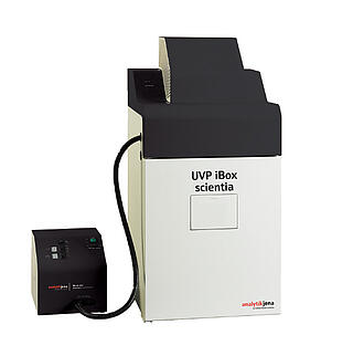 UVP iBox Scientia without computer